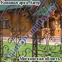 Кованая арка Ажур